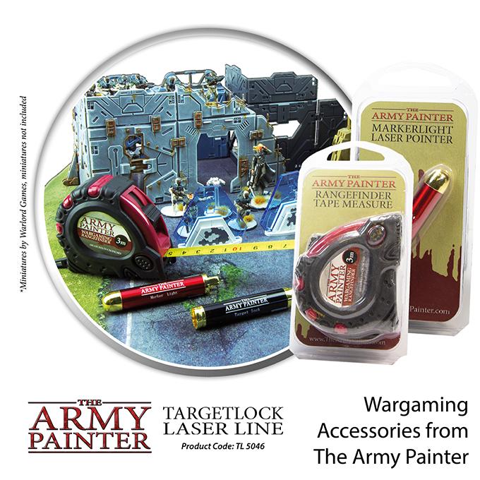 Targetlock Laser Line - The Army Painter 5