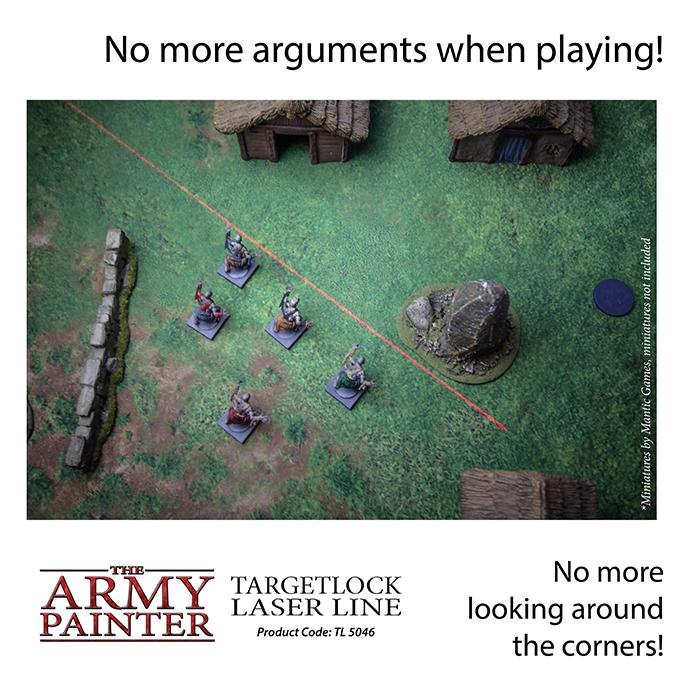 Targetlock Laser Line - The Army Painter 4