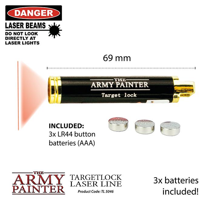Targetlock Laser Line - The Army Painter 2