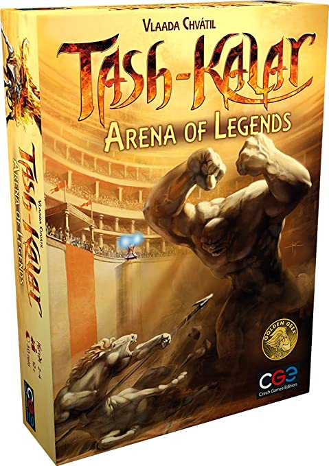 Tash-Kalar Arena of Legends - EN 0