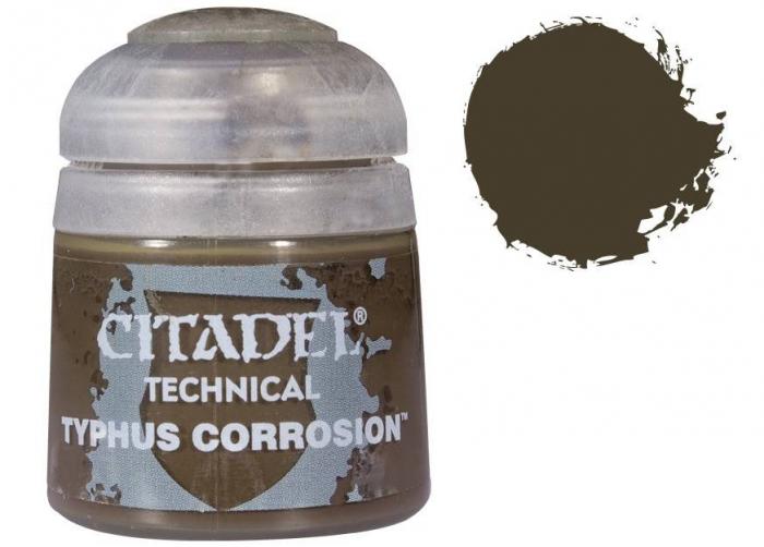 Techical: Typhus Corrosion 0