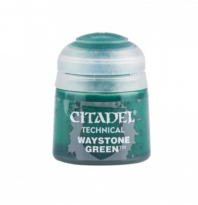 Technical: Waystone Green 0