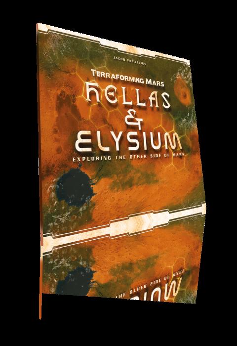 Terraforming Mars Hellas & Elysium (Extensie) - EN 0