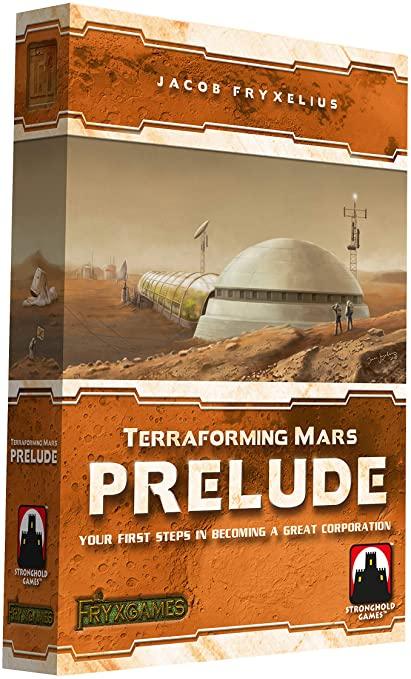 Terraforming Mars Prelude (Extensie) 0
