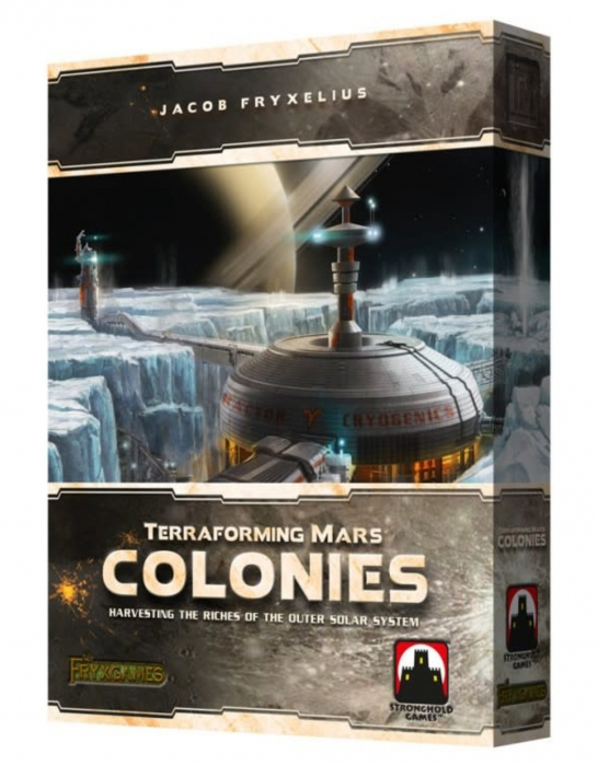 Terraforming Mars - The Colonies (Extensie) 0