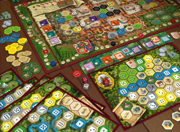 The Castles of Burgundy - EN 2