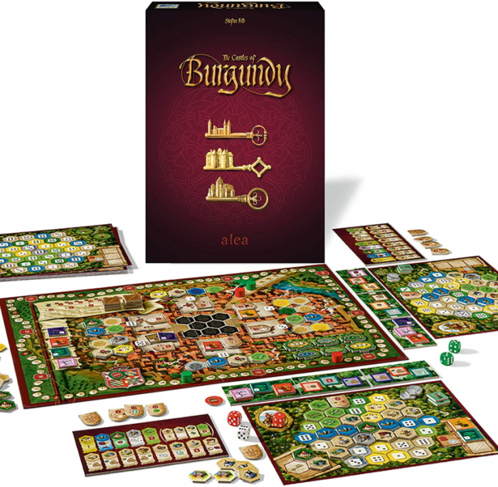 The Castles of Burgundy - EN 1
