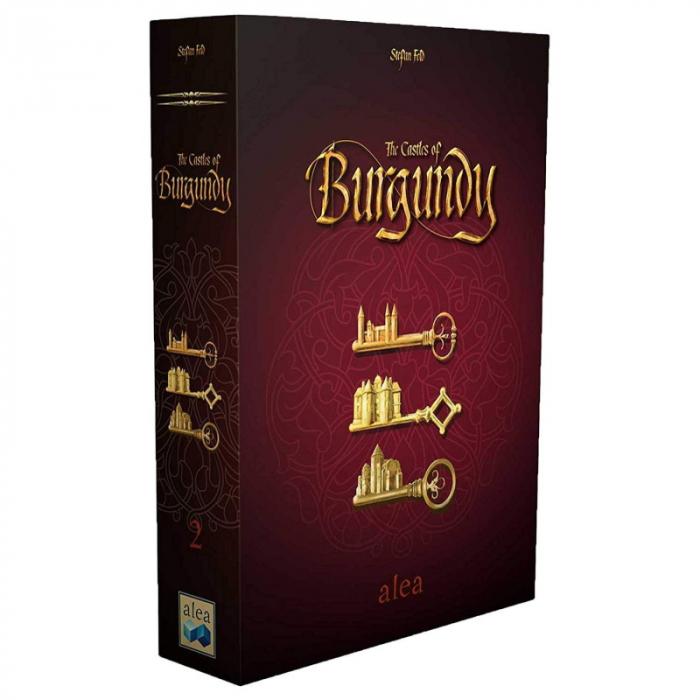The Castles of Burgundy - EN 0
