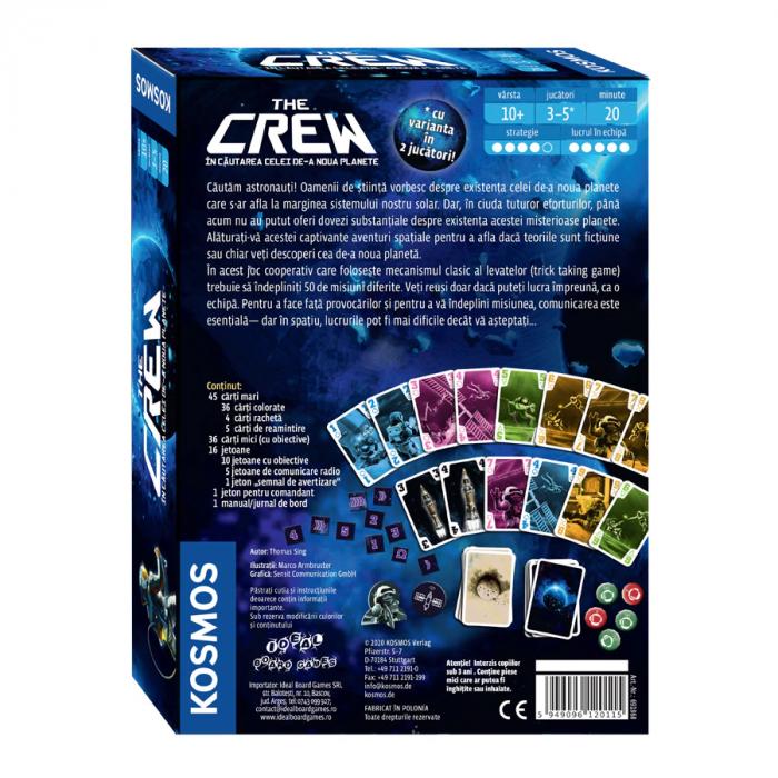The Crew - RO 1