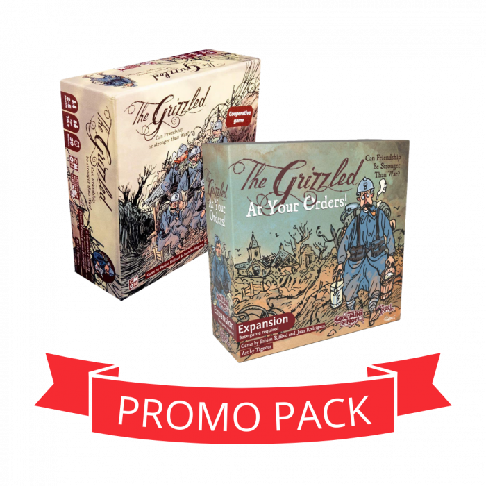 The Grizzled - Promo Pack 0