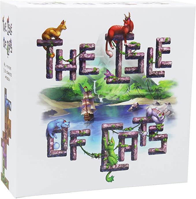 The Isle of Cats - EN [0]
