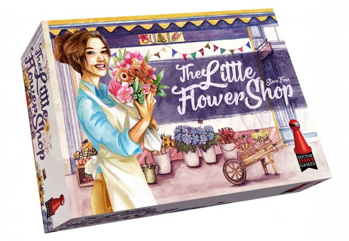 The Little Flower Shop - EN 0