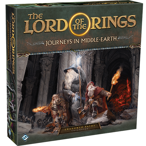 The Lord of the Rings: Journeys in Middle- Earth Shadowed Paths Expansion (Extensie) - EN 0