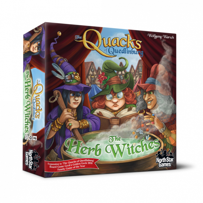The Quacks of Quedlingburg - The Herb Witches 0