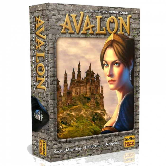The Resistance: Avalon 0