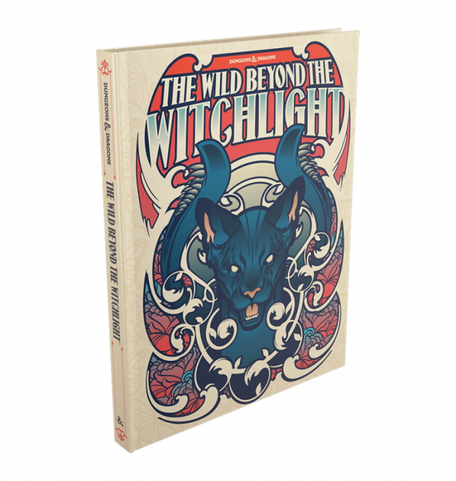 The Wild Beyond the Witchlight Alternate Cover (D&D 5e Adventure) – EN [0]