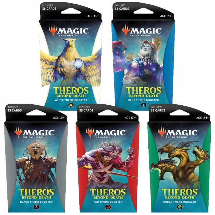 Theros: Beyond Death Theme Booster 0