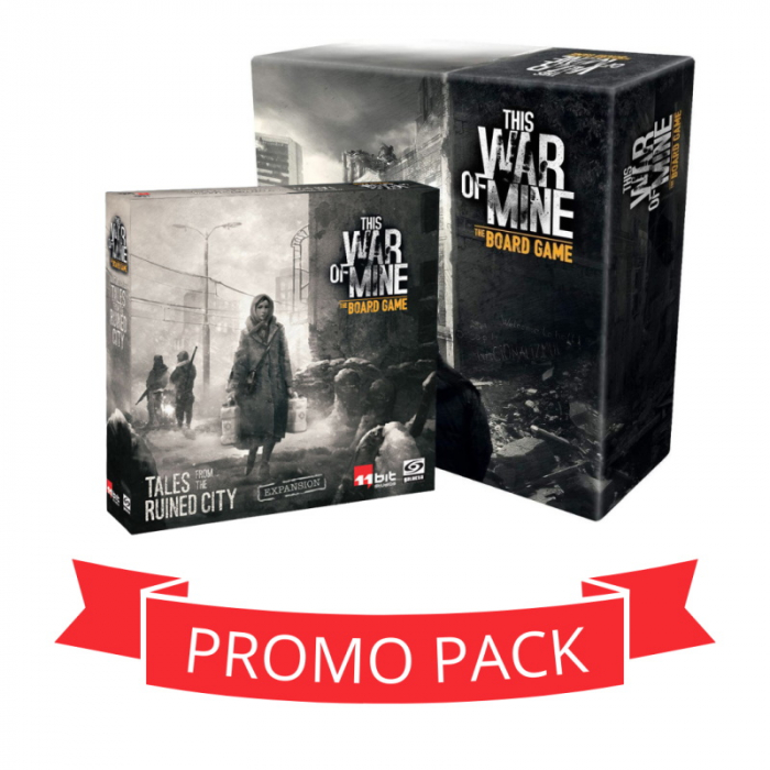 This War of Mine + Tales from the Ruined City - Promo Pack 0