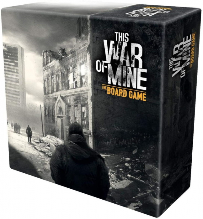 This War of Mine + Tales from the Ruined City - Promo Pack 1