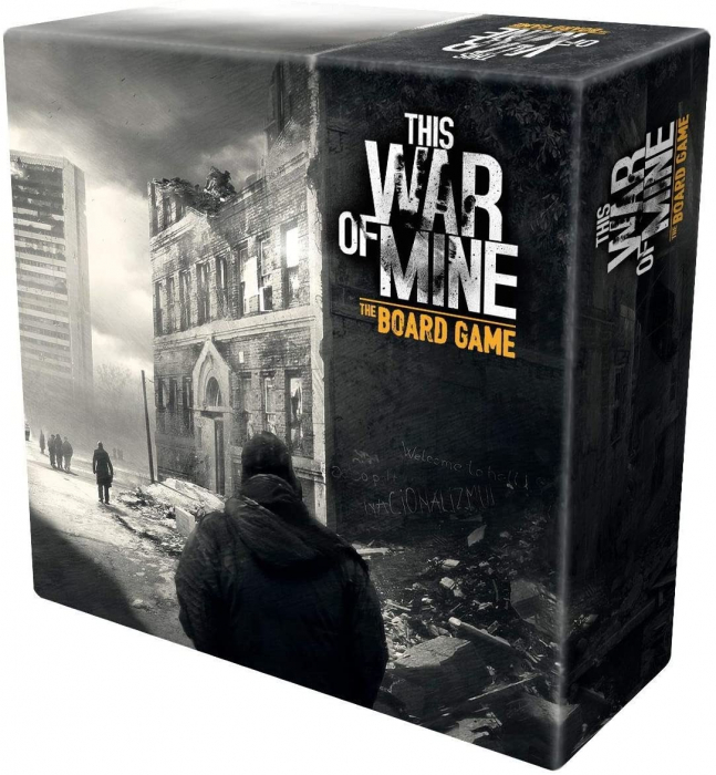 This War of Mine The Board Game - EN 0