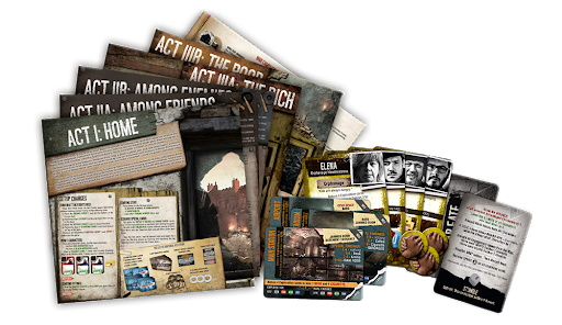 This War of Mine: The Board Game - Days of the Siege Expansion - EN 1