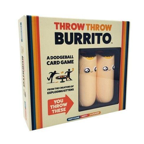 Throw Throw Burrito joc de societate 0