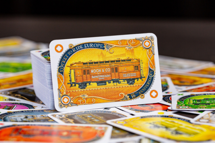 Ticket to Ride: Europe - 15th Anniversary - EN 7