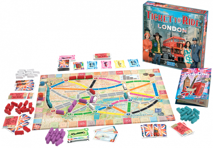Ticket to Ride: London - EN 1