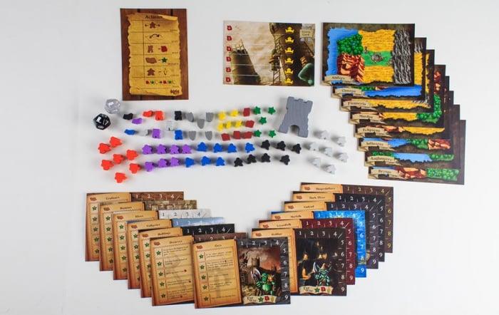 Tiny Epic Kingdoms - EN 1