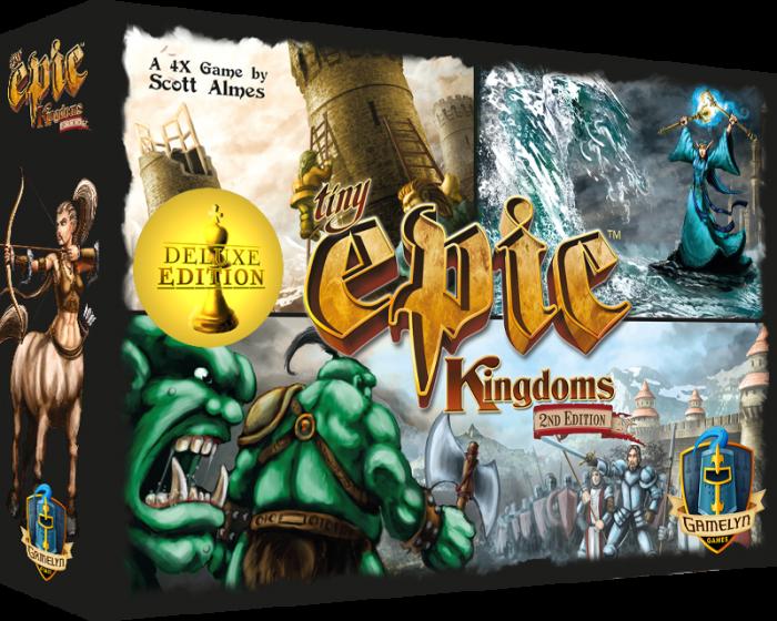 Tiny Epic Kingdoms - EN 0