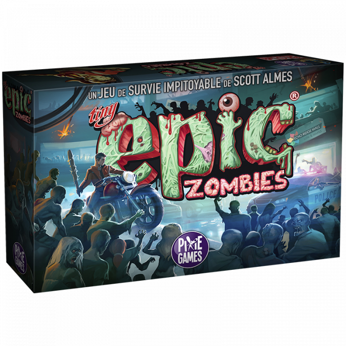 Tiny Epic Zombies - EN 0