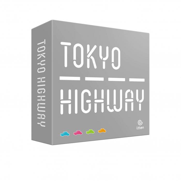 Tokyo Highway jocuri de societate 0
