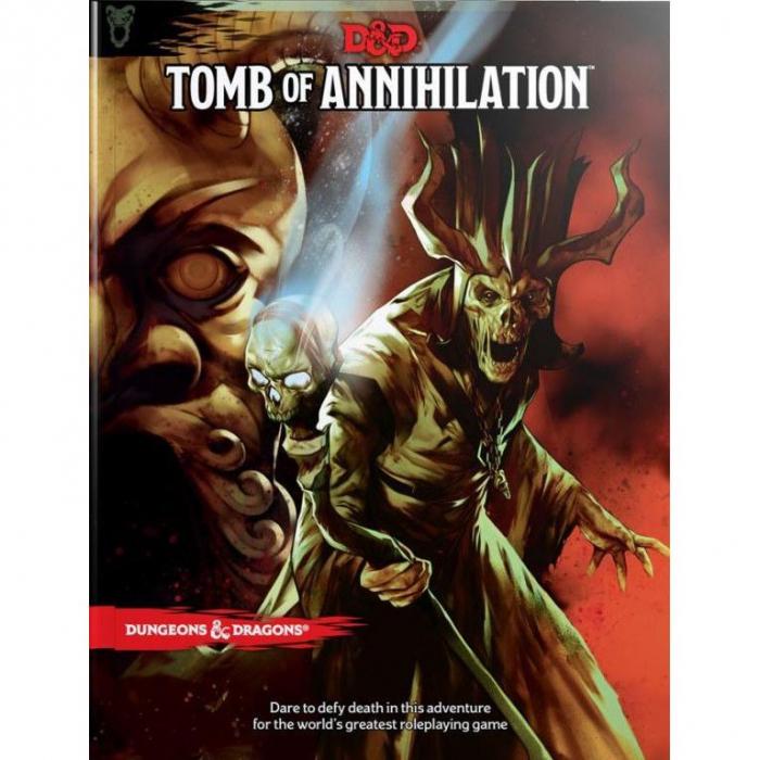 Tomb of Annihilation - EN 0