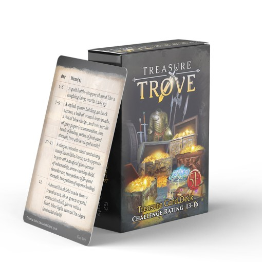 Treasure Trove CR 13-16 - EN 0