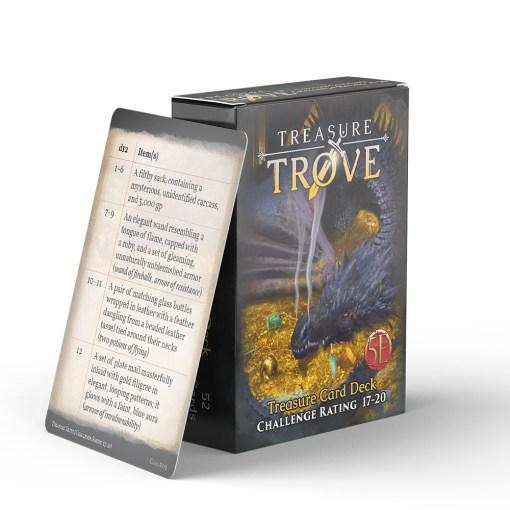 Treasure Trove CR 17-20 - EN 0
