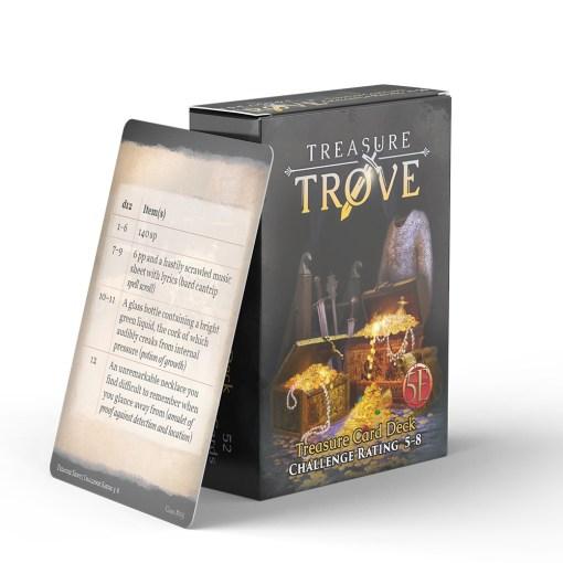 Treasure Trove CR 5-8 - EN 0