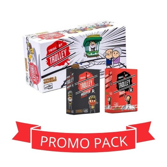 Trial by Trolley - Promo Pack [0]