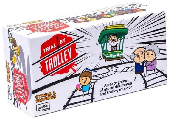 Trial by Trolley - Promo Pack [3]