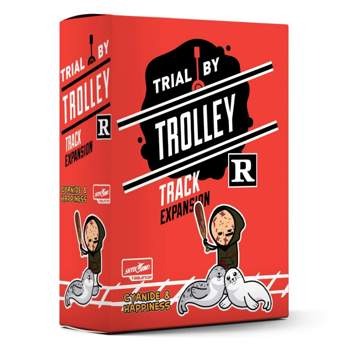 Trial by Trolley: R Rated Track Expansion - EN 0