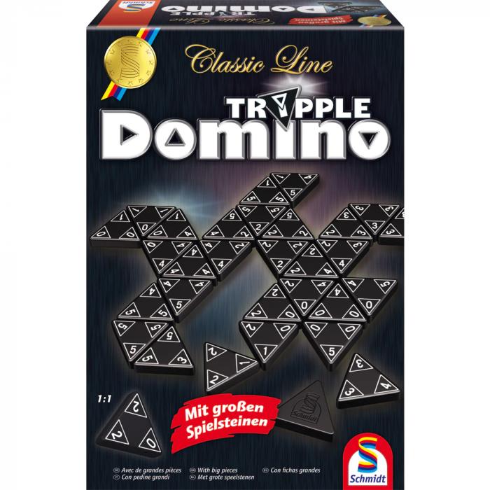 Tripple Domino - RO 0