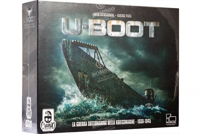 U-Boot The Board Game 0