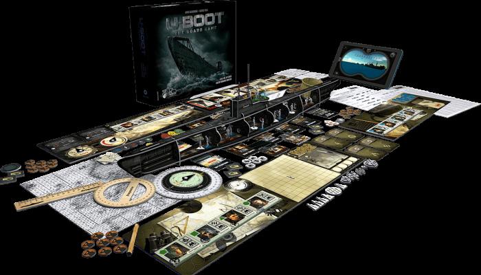 U-Boot The Board Game 1