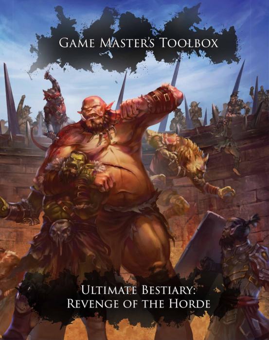 Ultimate Bestiary: Revenge of the Horde 0