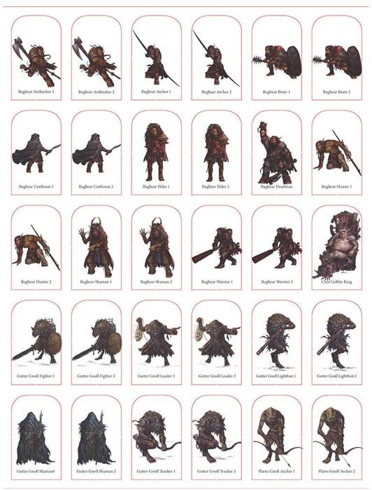 Ultimate Bestiary: Revenge of the Horde Pawns - EN 0