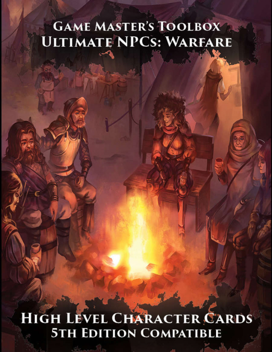 Ultimate NPCs: Warfare 0