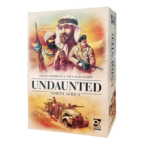 Undaunted North Africa & Normandy [1]