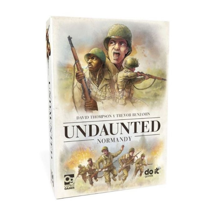 Undaunted North Africa & Normandy [2]