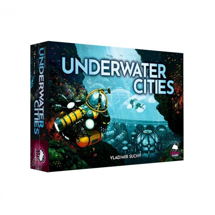Underwater Cities 0