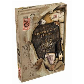 Unfinished Case of Holmes - EN 0