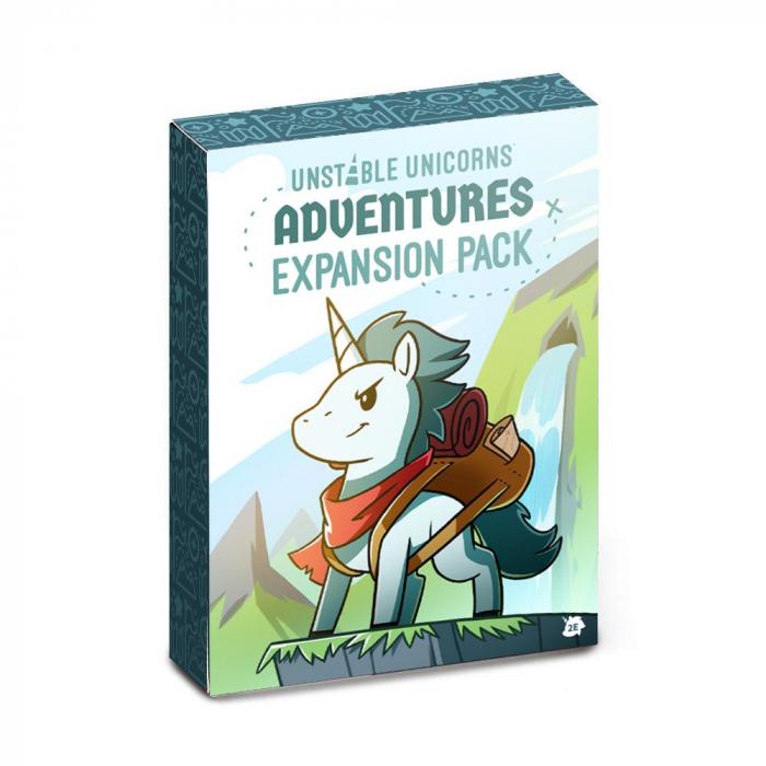 Unstable Unicorns: Adventure Expansion 0